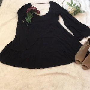 Express Boho Tunic Dress EUC
